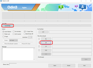 How to flashing Galaxy J1 ace SM-J110H without pc | Mobile