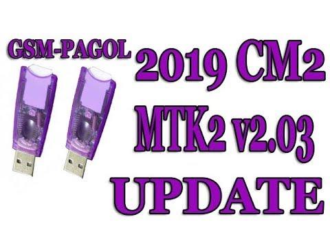 Infinity Cm2 Update-Cm2MT2 2 03 MT817x Series support, new