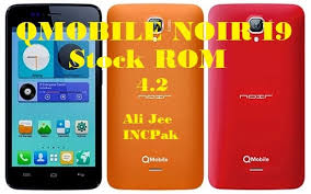 Qmobile i9 Mt6582 v4 4 2 Tested Scatter Flash File Free 100