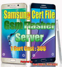Samsung A5 6 SM-A510F CERT EFS succesful & download 100
