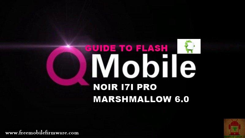 Qmobile Q Infinity B Firmware | Mobile Flashing
