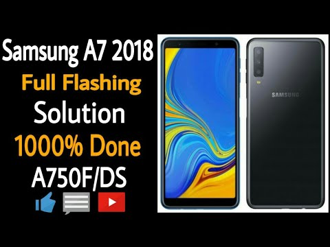 Samsung A7 2018 SM-A750GN 8 0 Official Firmware ROM | Mobile Flashing