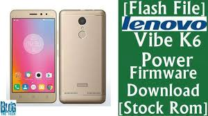 Lenovo K6 Note K53a48 Firmware | Mobile Flashing