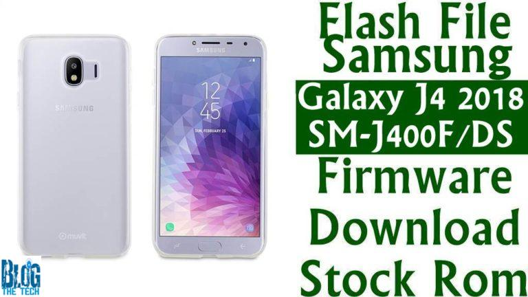 Download Samsung Galaxy J4 SM-J400F Official firmware