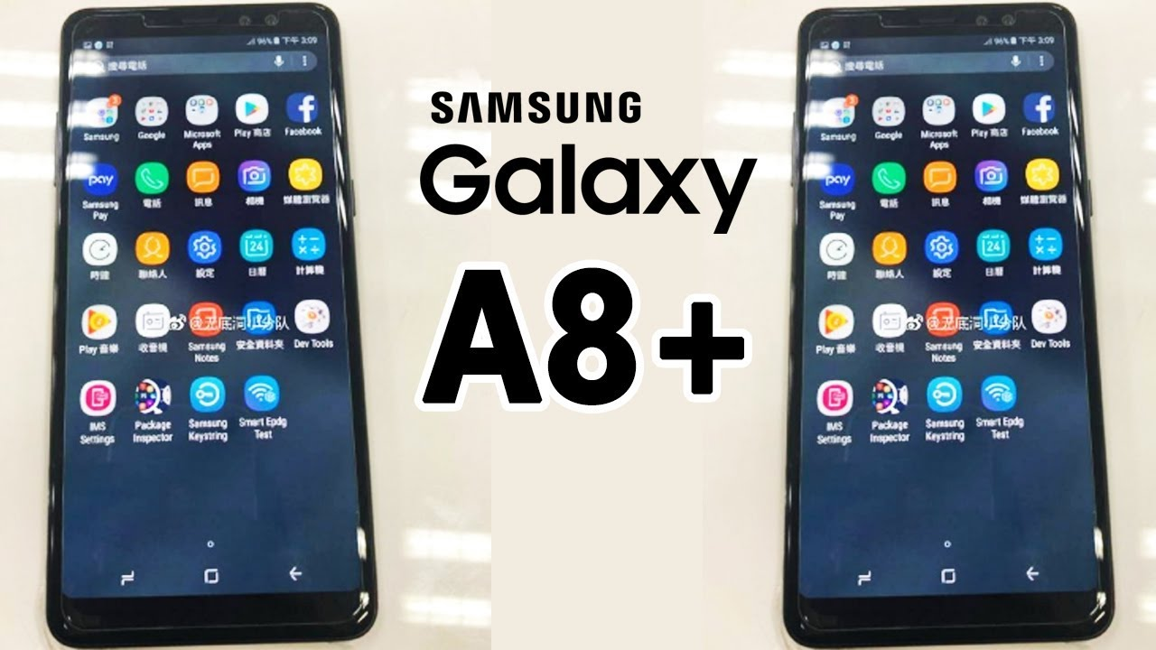 Download Samsung Galaxy A8+ SM-A730F Official firmware