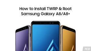Download File Root Galaxy A8+ (2018) SM-A730F On Nougat 7 1