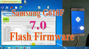 Download Samsung Galaxy J7 Prime SM-G610F official firmware