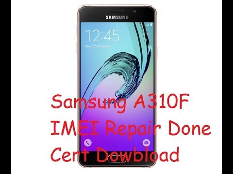 Samsung G570f Cert-Efs_nvm file 100% tested file | Mobile Flashing