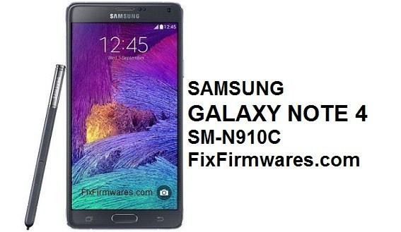 descargar firmware samsung note 4 sm-n910c